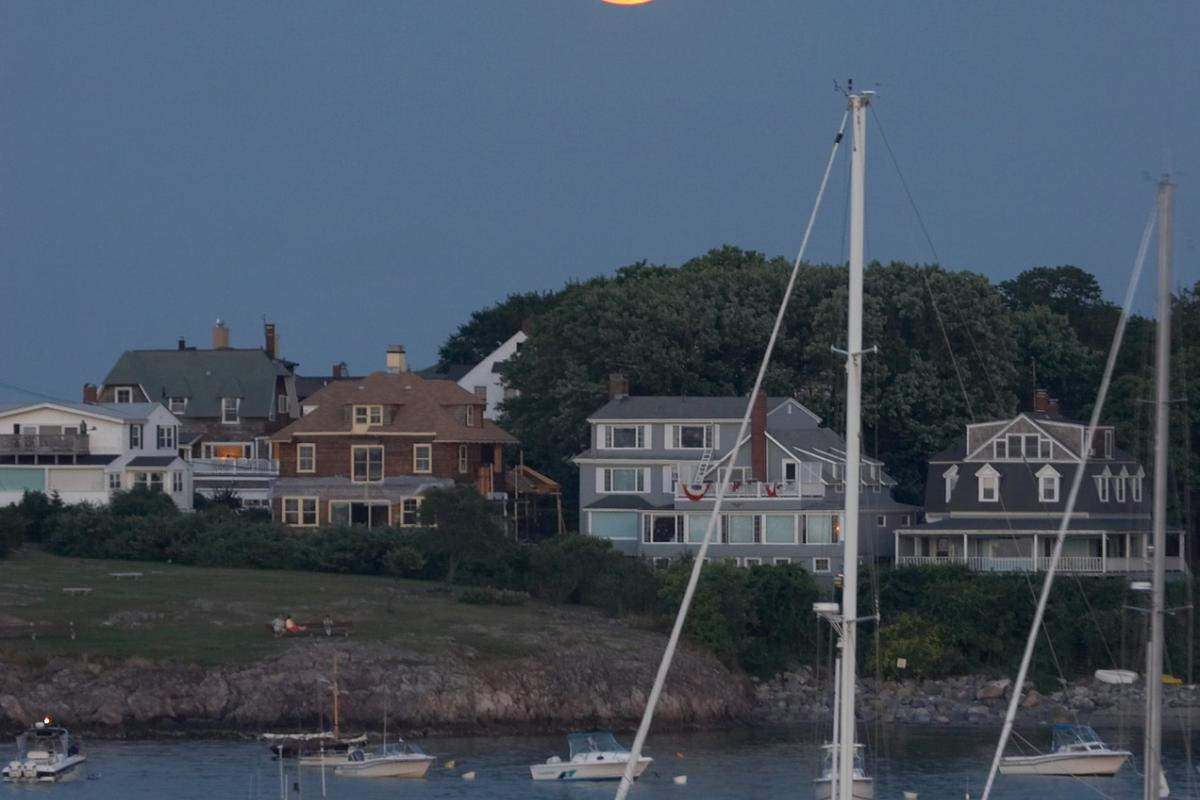 """A Moonlight Sail"" (Photo by Rob Kipp)"