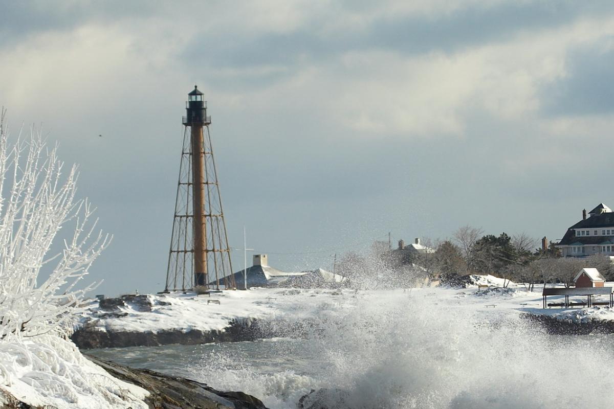 """An Angry Sea"" (Photo by Rob Kipp)"