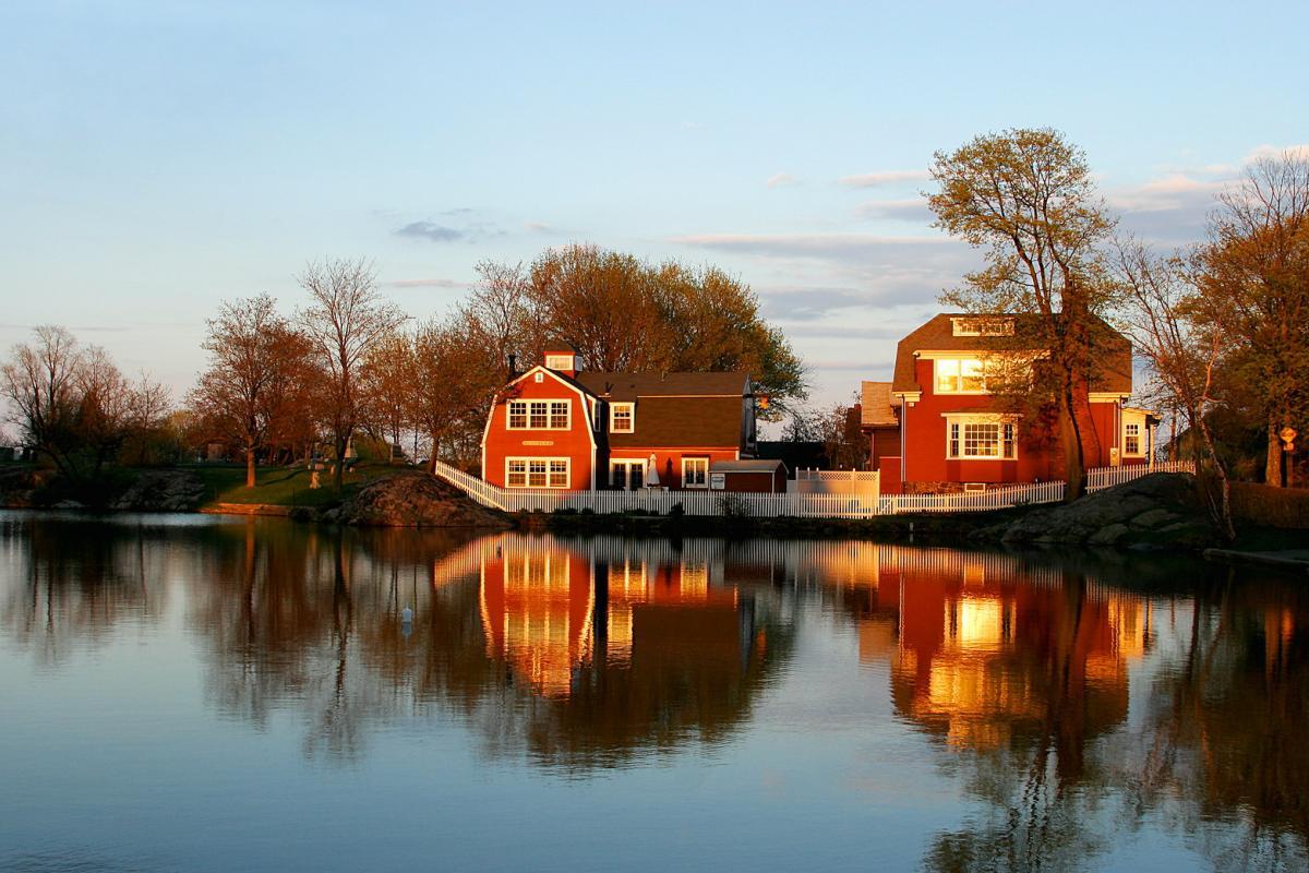 """Redd's Pond Reflection"" (Photo by Rob Kipp)"