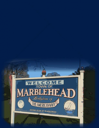 Mhead Welcome Sign